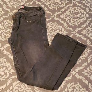 Cabi- slim boyfriend grey jeans